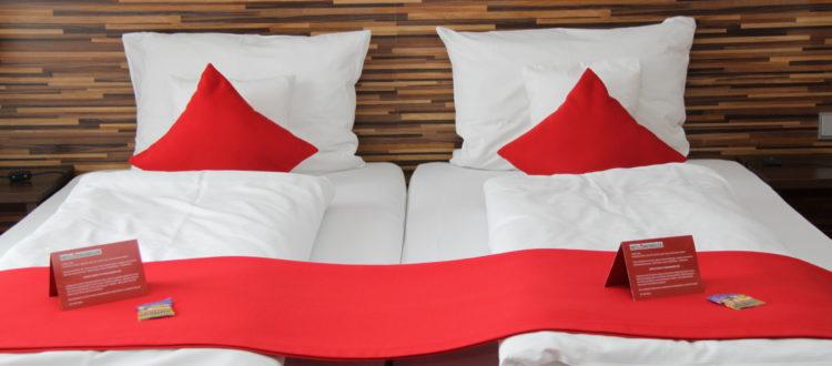 Hotel in Baesweiler Zimmer Doppelzimmer