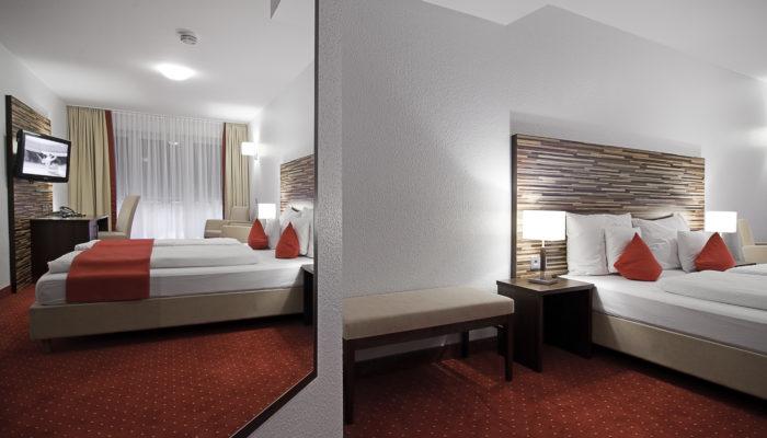 Hotel in Baesweiler Zimmer Doppelzimmer Superior