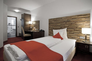 Hotel in Baesweiler Zimmer Kingsize