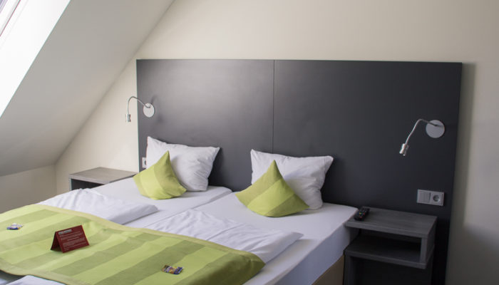 Junior Suite 350 im Hotel in Baesweiler